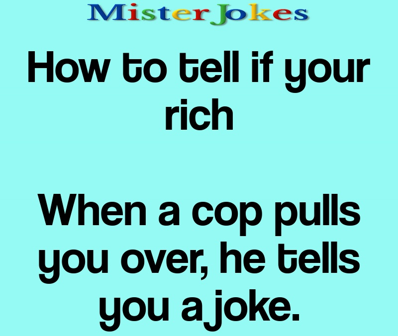 How to tell if your rich